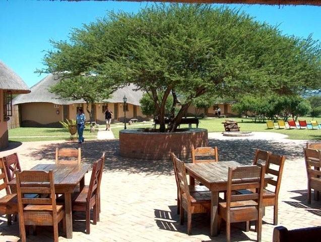 Bayala Game Lodge In Mkuze Offering Luxury Accommodation